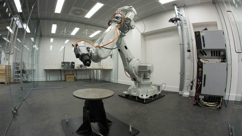 New fabrication laboratory opened at the University of Westminster