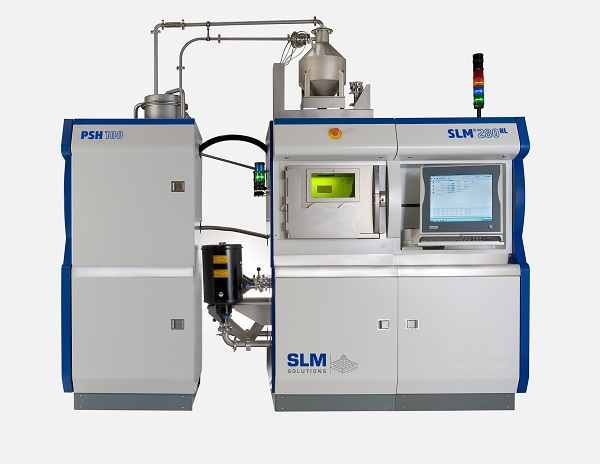 Partnership with SLM Solutions to bring 3D Metal Printing to Commercial Unmanned Aircraft