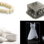 Non-assembly mechanisms in additive manufacturing