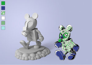 character_from_the_GLÖDANDE_limited_edition_collection