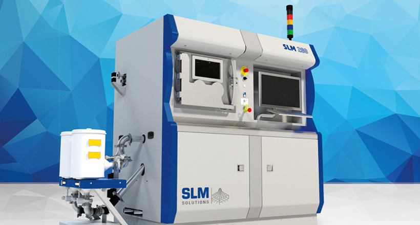 Exhibition Booth Supplier Singapore : Slm unveils at booth in the german pavilion